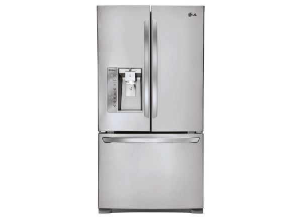 LG LFXC24726S refrigerator - Consumer Reports