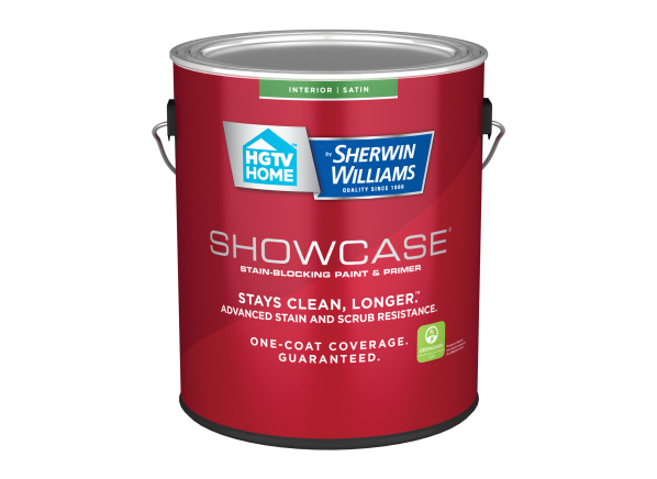 HGTV Home by Sherwin-Williams Showcase (Lowe's) paint