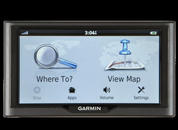 Garmin nuvi 67LMT GPS