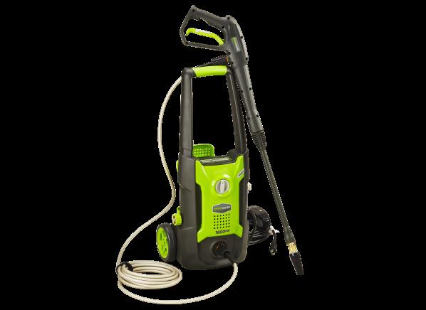 GreenWorks GPW1600 pressure washer