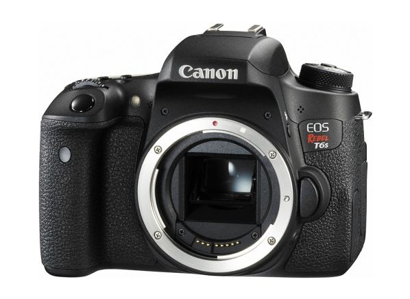 Canon Eos 760d Rebel T6s W 18 135mm Is Stm Camera