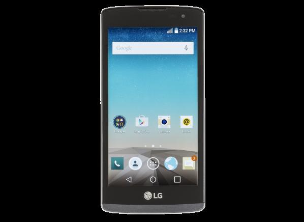 LG Leon LTE smartphone
