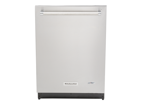 KitchenAid KDTE254ESS dishwasher - Consumer Reports