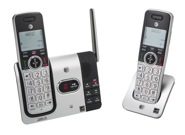 AT&T CL82214 cordless phone
