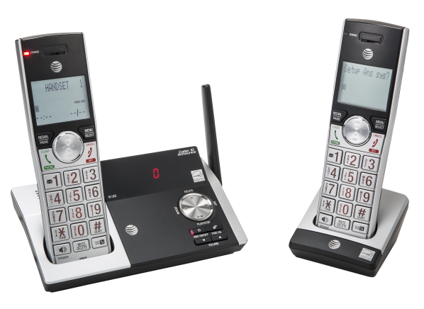 AT&T CL82215 cordless phone