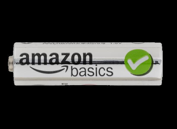 AmazonBasics Performance AA Alkaline battery