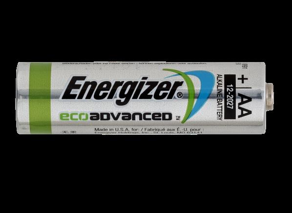 Energizer ecoAdvanced AA Alkaline battery