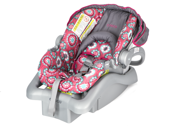 Cosco Light N Comfy DX Car Seat Summary Information From Consumer