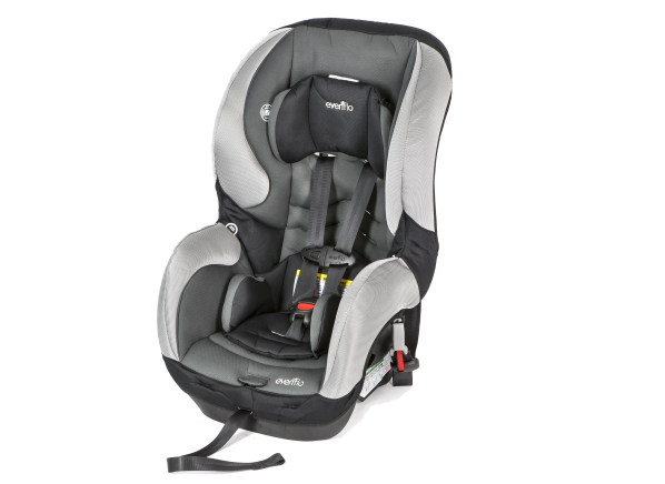 Convertible Car Seat: Evenflo Titan 65 Car Seat