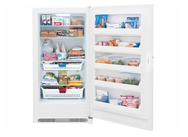 Frigidaire LFFH17F3QW (Lowe's) freezer
