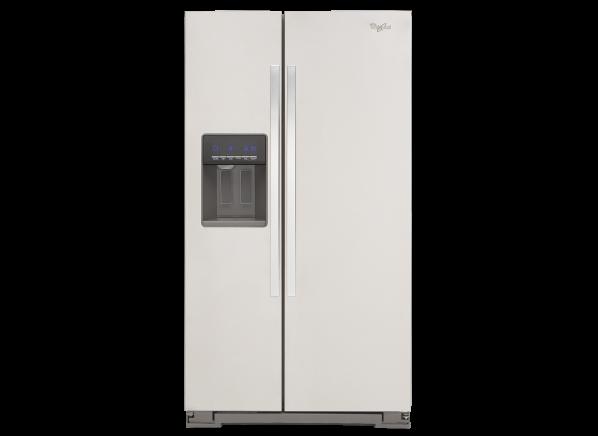 Whirlpool WRS586FIEM refrigerator