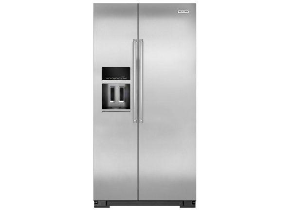 KitchenAid KRSF505ESS refrigerator
