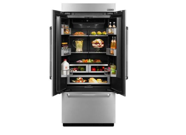 The 5 Best Integrated Refrigerators For 2019 Reviews