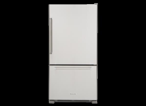 KitchenAid KRBR102ESS refrigerator - Consumer Reports