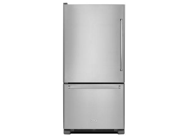 KitchenAid KRBL102ESS refrigerator