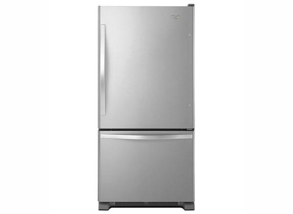 Whirlpool WRB329DMBM refrigerator