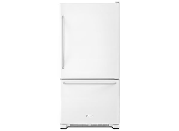 Kitchenaid Krbx109ewh Refrigerator Consumer Reports