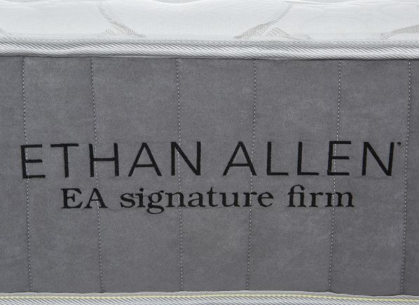 Ethan Allen Ea Signature Firm Mattress Consumer Reports