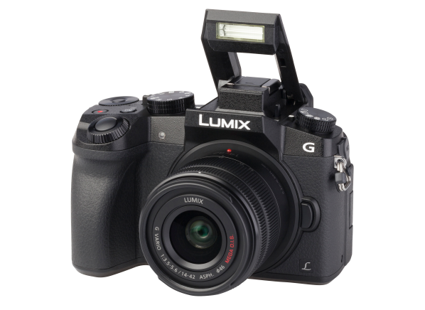 Panasonic Lumix DMC-G7K w/ 14-42mm camera