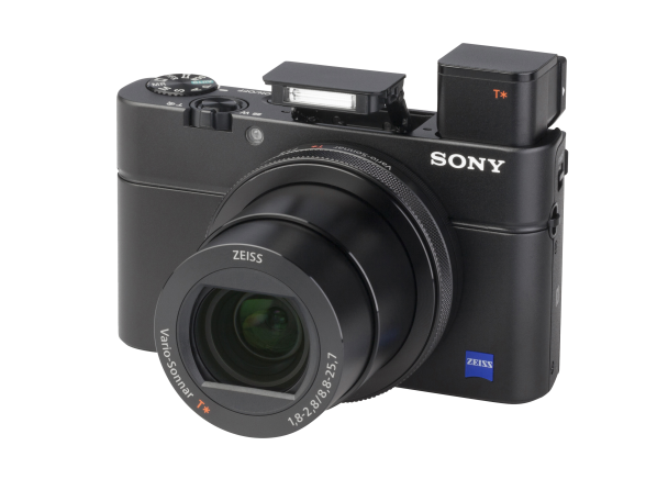 Sony Cyber-shot RX100 IV camera