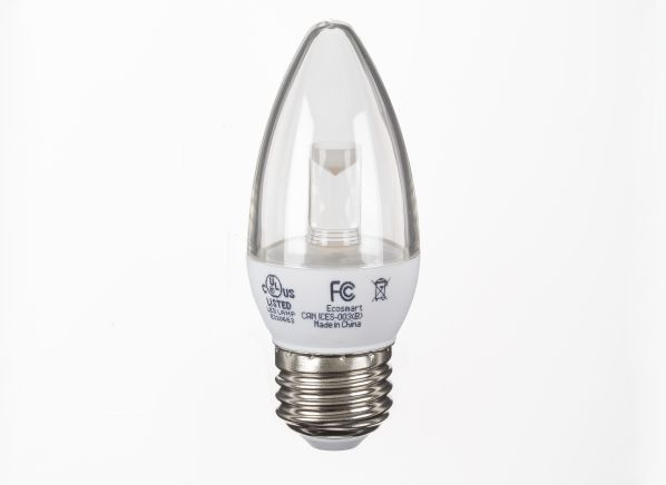 Ecosmart 40w Equivalent Dimmable Soft White B11 Led