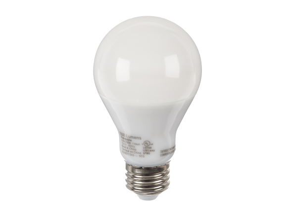 Philips 60W A19 Soft White with Warm Glow Dimmable LED lightbulb