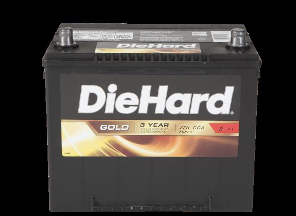 DieHard Gold 50823 EP-24F (North) car battery