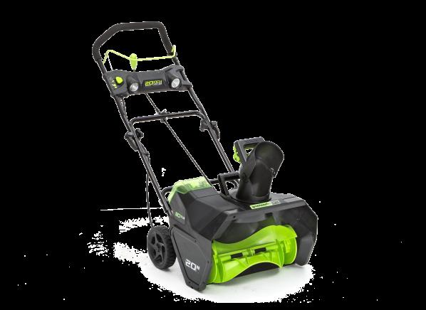 GreenWorks 2600402 snow blower