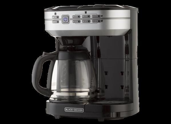 384633 coffeemakers blackdecker cafeselectdualbrewcm6000bdm Dual Coffee Maker K Cup Coffee Consumers Dual Coffee Maker Black