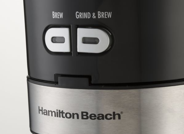Hamilton Beach Grind Amp Brew Single Serve 49989 Coffee