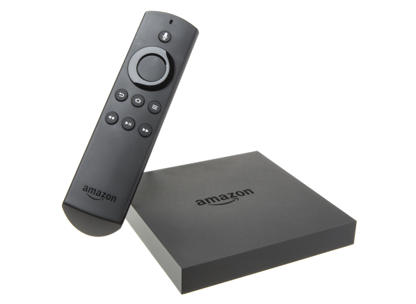 Amazon Fire Tv 2nd Gen Streaming Media Device Consumer Reports