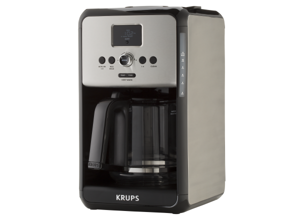 Krups Savoy Ec314050 Coffee Maker Consumer Reports
