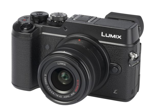 Panasonic Lumix DMC-GX8 w/ 14-42mm camera