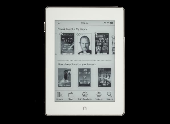 Barnes & Noble Nook Glowlight Plus e-book reader