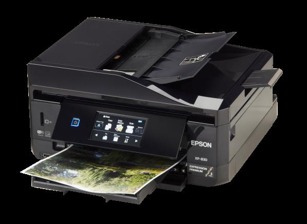 Epson Expression Premium XP-830 printer