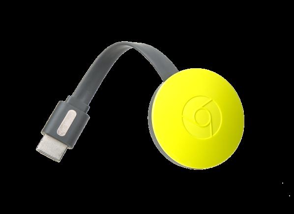 Google Chromecast (2nd Gen) streaming media device
