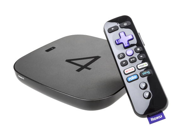 Roku 4 Streaming Media Player - Consumer Reports