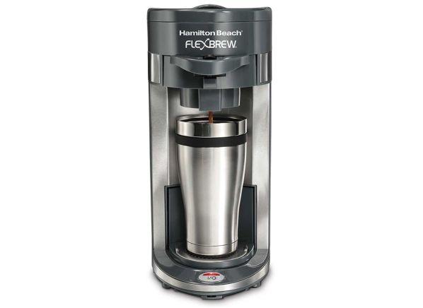 Hamilton Beach Flexbrew Single Serve 49963 Coffee Maker Summary