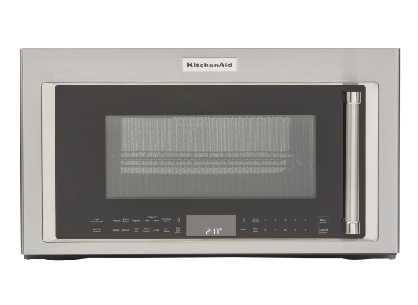 Kitchenaid Kmhc319ess Microwave Oven Consumer Reports