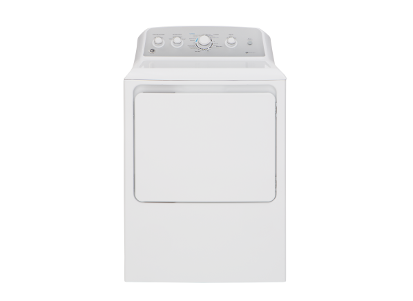 GE GTD45EASJWS clothes dryer