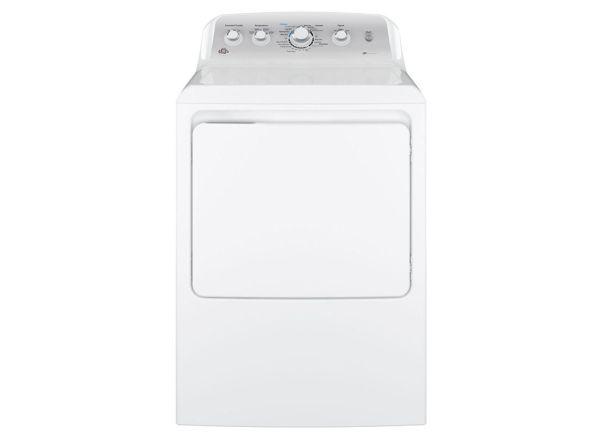 GE GTD45GASJWS clothes dryer