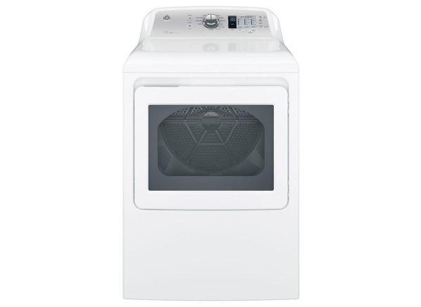 GE GTD65GBSJWS clothes dryer