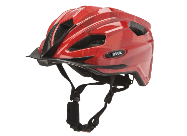 Uvex Quatro Junior bike helmet