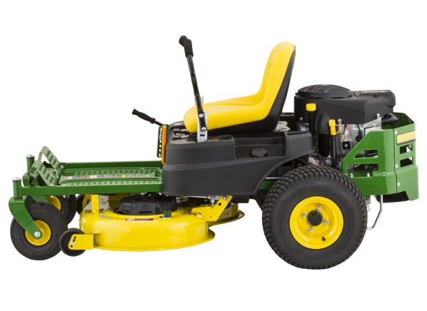 John Deere Z335E-42 riding lawn mower & tractor - Consumer