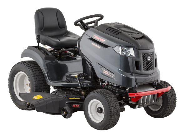 Troy Bilt Super Bronco 50 Xp Riding Lawn Mower Tractor