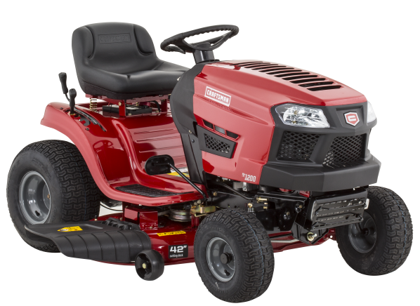 Craftsman 20372 riding lawn mower & tractor