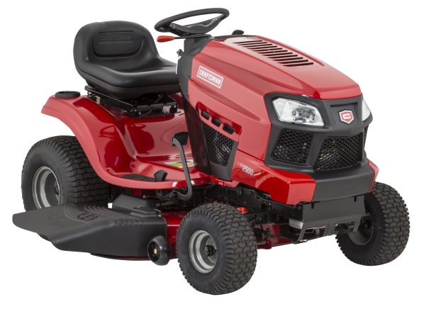 Craftsman 25583 Riding Lawn Mower Tractor