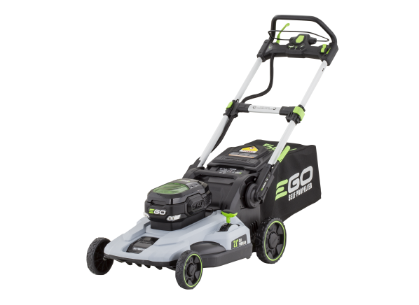 Ego Lm2102sp Self Propelled Mower Summary Information From Consumer