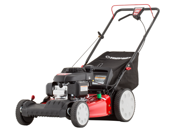 Troy Bilt Tb240 Self Propelled Mower Summary Information From