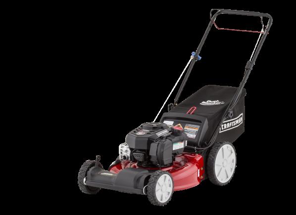 Craftsman 37705 gas mower - Consumer Reports